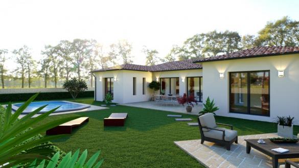 Maison à vendre .(130 m²)(PIN BALMA) avec (ESQUISS BEAUZELLE)