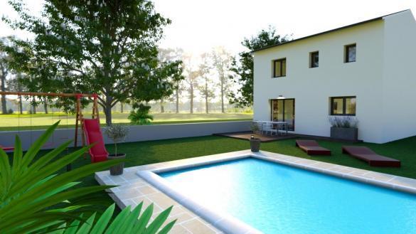 Maison à vendre .(85 m²)(GARIDECH) avec (ESQUISS BEAUZELLE)