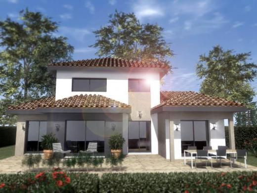 Maison à vendre .(120 m²)(SALEILLES) avec (MAISONS COTE SOLEIL 66)