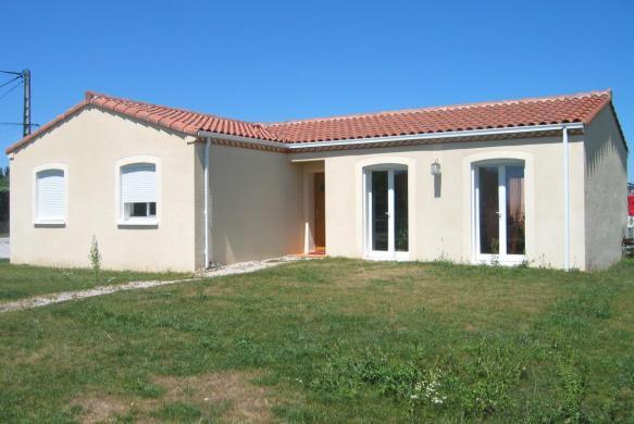 Maison à vendre .(100 m²)(SAINT SULPICE) avec (ESQUISS AUCAMVILLE)