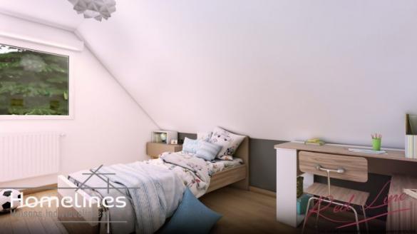 Maison à vendre .(110 m²)(URMATT) avec (HOMELINES)