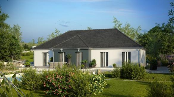 Maison à vendre .(132 m²)(BULLY LES MINES) avec (Maisons Pierre)