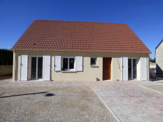 Maison à vendre .(84 m²)(SAINS EN GOHELLE) avec (MAISONS PIERRE - AMIENS 2)