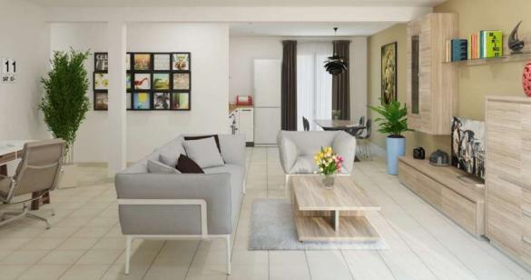 Maison à vendre .(118 m²)(LENS) avec (Maisons Pierre)