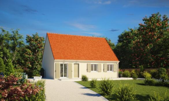 Maison à vendre .(79 m²)(BULLY LES MINES) avec (Maisons Pierre)