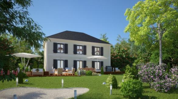 Maison à vendre .(151 m²)(DOURDAN) avec (MAISONS PIERRE)