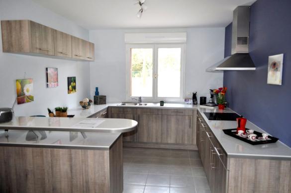 Maison à vendre .(128 m²)(SAINGHIN EN MELANTOIS) avec (MAISONS PIERRE)