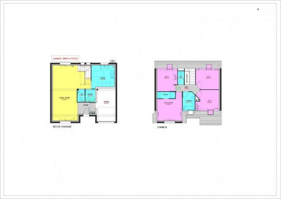 Maison à vendre .(110 m²)(PONTARLIER) avec (MAISONS PIERRE)