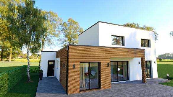 Maison à vendre .(130 m²)(MAREIL MARLY) avec (MAISONS LOGELIS - Agence d Arpajon)