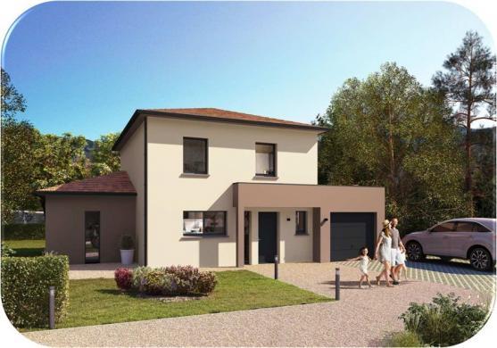 Maison+Terrain à vendre .(128 m²)(NIORT) avec (Maison Familiale)