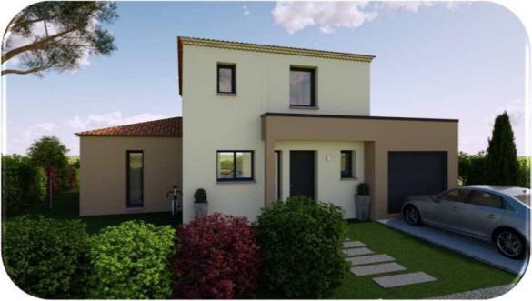 Maison+Terrain à vendre .(110 m²)(NIORT) avec (Maison Familiale)
