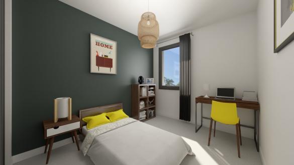 Maison+Terrain à vendre .(111 m²)(BEURLAY) avec (MAISON FAMILIALE)