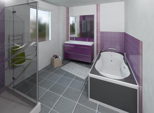 Maison+Terrain à vendre .(130 m²)(SAINT PALAIS SUR MER) avec (MAISON FAMILIALE)
