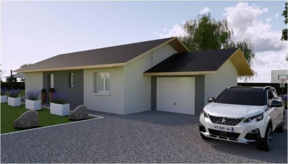 Maison à vendre .(85 m²)(LA RAVOIRE) avec (TRADITION LOGIS 73)