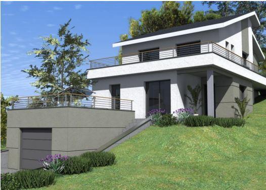 Maison à vendre .(110 m²)(SAINT BALDOPH) avec (TRADITION LOGIS SAVOIE)
