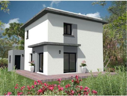 Maison à vendre .(85 m²)(VIVIERS DU LAC) avec (TRADITION LOGIS SAVOIE)