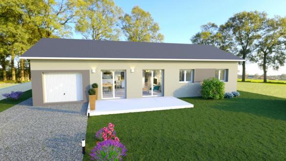 Maison à vendre .(105 m²)(AIX LES BAINS) avec (TRADITION LOGIS SAVOIE)