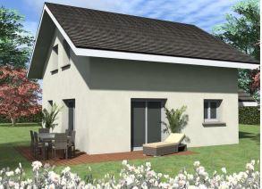 Maison à vendre .(91 m²)(GRESY SUR AIX) avec (TRADITION LOGIS SAVOIE)