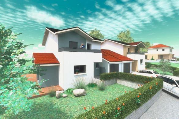 Maison à vendre .(92 m²)(MERY) avec (TRADITION LOGIS SAVOIE)
