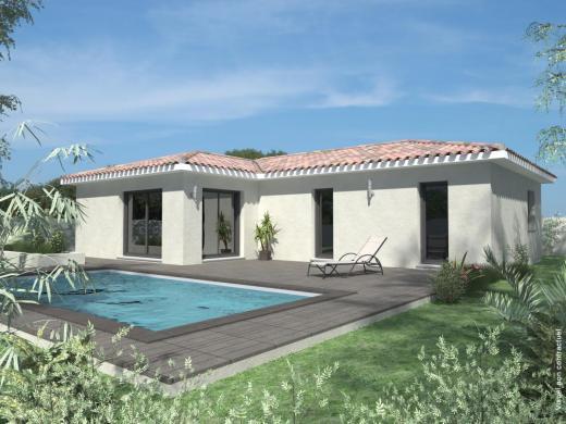 Maison à vendre .(110 m²)(FREJUS) avec (CREAVILLA VAR)