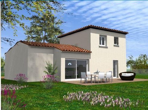 Maison à vendre .(80 m²)(FAYENCE) avec (CREAVILLA VAR)