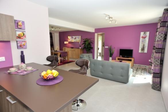 Maison à vendre .(132 m²)(MEAUX) avec (MAISONS PIERRE - CHATEAU THIERRY)