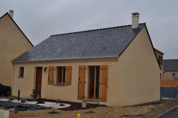 Maison à vendre .(56 m²)(THILLOIS) avec (MAISONS PIERRE - CHATEAU THIERRY)