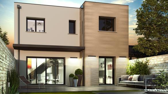Maison+Terrain à vendre .(111 m²)(CENON) avec (ALPHA CONSTRUCTIONS FARGUES ST HILAIRE)