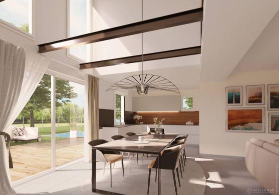 Maison+Terrain à vendre .(137 m²)(LONGEVILLE SUR MER) avec (Maisons Phénix La-Roche-Sur-Yon)