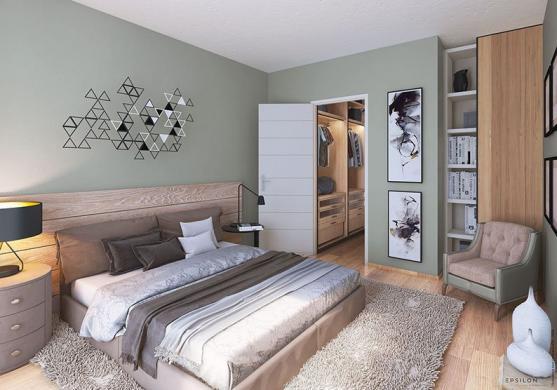 Maison+Terrain à vendre .(137 m²)(TRIAIZE) avec (Maisons Phénix La-Roche-Sur-Yon)