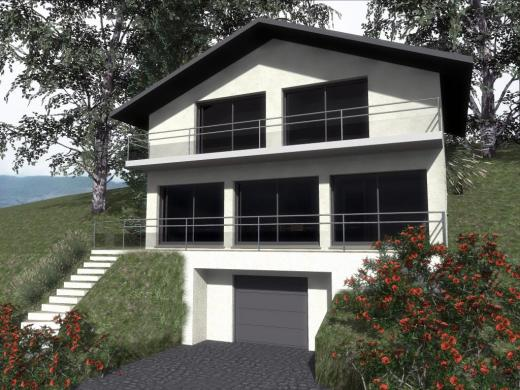 Maison à vendre .(120 m²)(GRESY SUR AIX) avec (COTRIN 2 S)