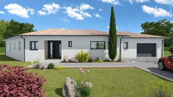Maison à vendre .(143 m²)(BERGERAC) avec (LES MAISONS AURA - AGENCE DE BERGERAC)