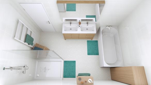 Maison+Terrain à vendre .(87 m²)(VILLEREAU) avec (HOME READY)