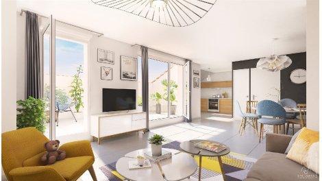Terrain à vendre .(115 m²)(TOULOUSE) avec (ARCHY MADE)