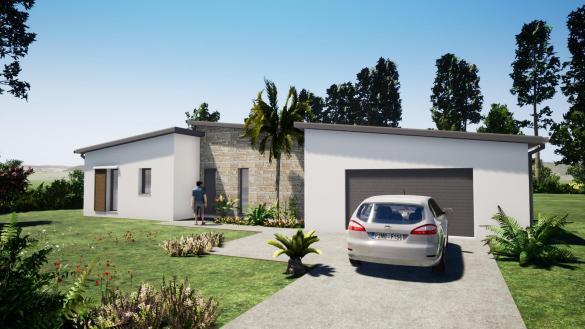 Maison à vendre .(100 m²)(GRENADE) avec (ARCHY MADE)