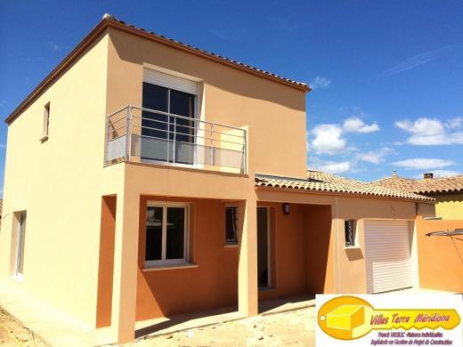 Maison+Terrain à vendre .(85 m²)(SALLELES D'AUDE) avec (VILLAS TERRA MERIDIONA)