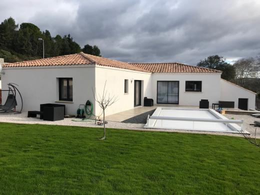 Maison+Terrain à vendre .(87 m²)(MONTBLANC) avec (VILLAS TERRA MERIDIONA)