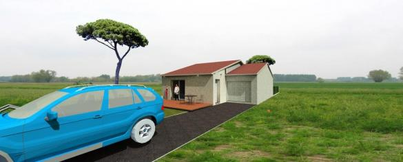 Terrain à vendre .(461 m²)(SAINT THIBERY) avec (VILLAS TERRA MERIDIONA)