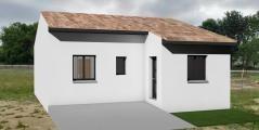 Maison+Terrain à vendre .(70 m²)(RIVESALTES) avec (A M CONSTRUCTIONS)