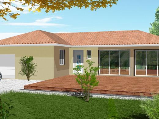 Maison+Terrain à vendre .(LE BOULOU) avec (A M CONSTRUCTIONS)