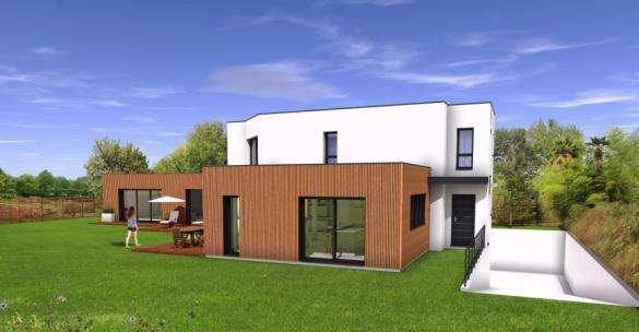 Maison+Terrain à vendre .(240 m²)(LAMORLAYE) avec (MA MAISON EN YVELINES)