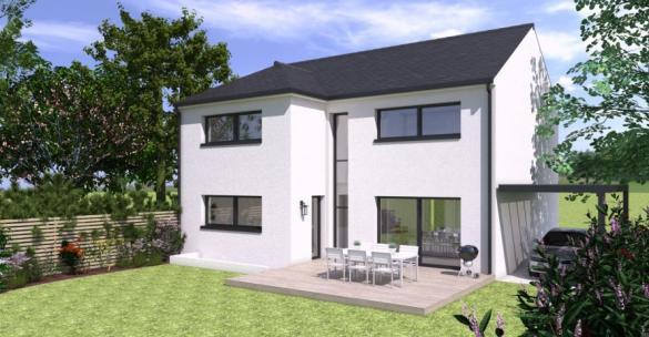 Maison+Terrain à vendre .(150 m²)(L'ISLE ADAM) avec (MA MAISON EN YVELINES)
