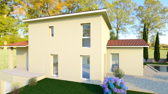 Maison à vendre .(140 m²)(FRANS) avec (NATILIA)