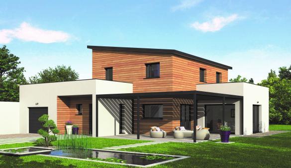 Maison à vendre .(125 m²)(SAINT GEORGES DE RENEINS) avec (NATILIA)