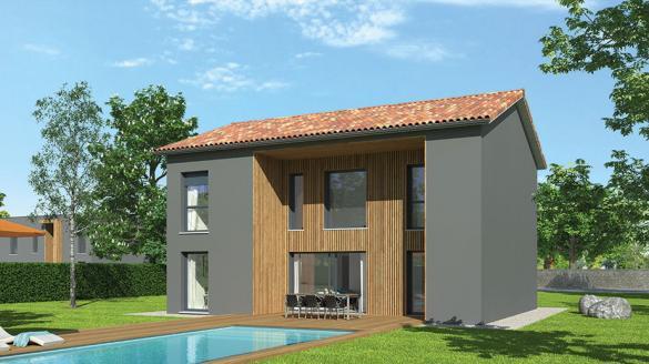 Maison à vendre .(140 m²)(LA CHAPELLE DE GUINCHAY) avec (NATILIA)