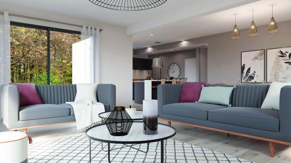 Maison à vendre .(150 m²)(REYRIEUX) avec (NATILIA)