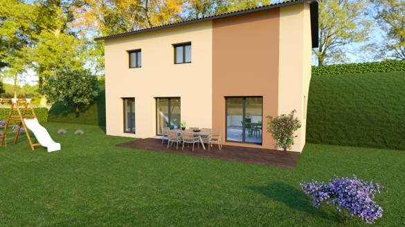 Maison à vendre .(150 m²)(LIERGUES) avec (NATILIA)