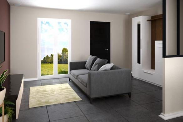 Maison à vendre .(80 m²)(BLAINVILLE SUR L'EAU) avec (ALSEBAT - AGENCE DE NEUFCHATEAU)