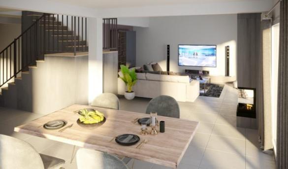 Maison à vendre .(130 m²)(ESSEY ET MAIZERAIS) avec (ALSEBAT - AGENCE DE NEUFCHATEAU)
