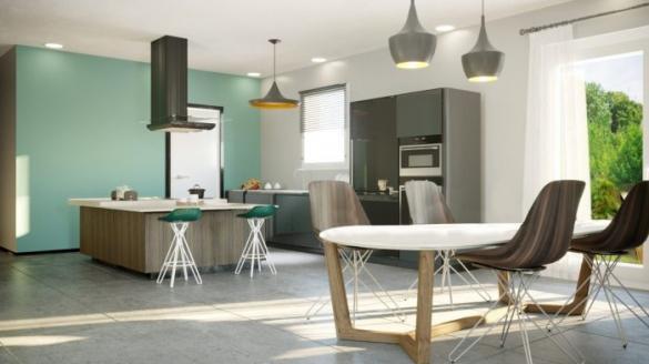 Maison à vendre .(142 m²)(LA SALLE) avec (ALSEBAT - AGENCE DE NEUFCHATEAU)